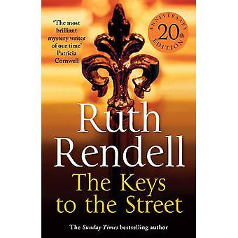 Les clés de la rue de Ruth Rendell - livre 9780099579649