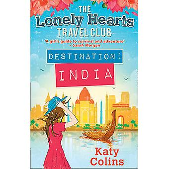 Destination India by Katy Colins - 9780263923698 Book