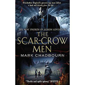 傷跡カラス男性 - アルビオン三部作の本 2 マーク Chadbou の剣
