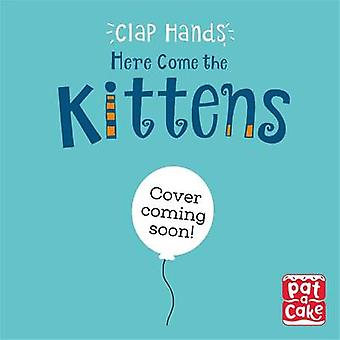 Here Come the Kittens - A Touch-and-Feel Board Book with a Fold-Out Su