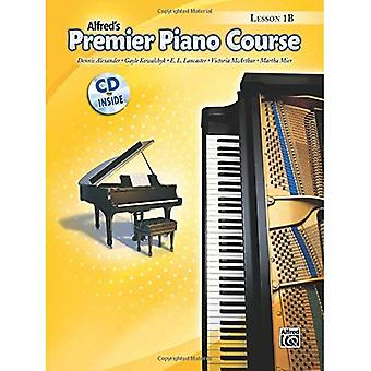 Curso de Piano Premier lección libro