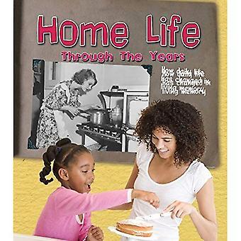 Home vita attraverso gli anni: come ogni giorno la vita è cambiata a memoria d'uomo (storia a memoria)
