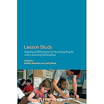 Leksjon Study: Å gjøre en forskjell for undervisning elever med lærevansker