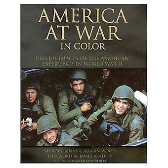 Amerika i krig i farge: unike bilder av den amerikanske opplevelsen av andre VERDENSKRIG