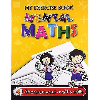 Livro de matemática mental 4