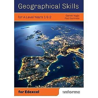 Habilidades geográficas años nivel 1 y 2 - de Edexcel
