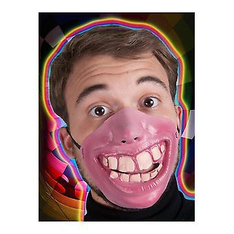 Sonrisa de la máscara máscaras