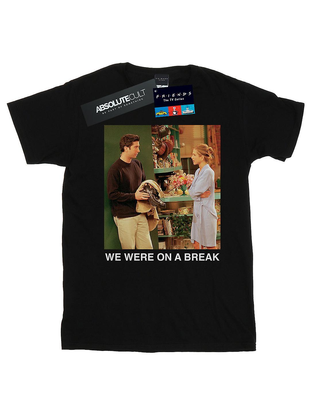 Friends Girls We Were On A Break Robe T-Shirt