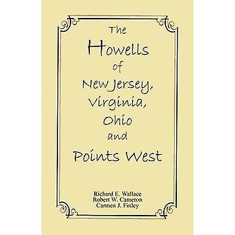 Howells av nya Jersey Virginia Ohio och pekar västerut av Wallace & Richard E.