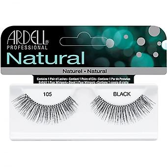 Ardell Professional Ardell Natural Lashes - 105 Black