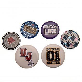 L.O.L Surprise Button Badge Set