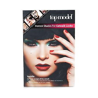 Neste Top Model spikeren trender Mini neglelakk Collection