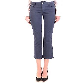 Cycle Ezbc176001 Women's Blue Denim Jeans