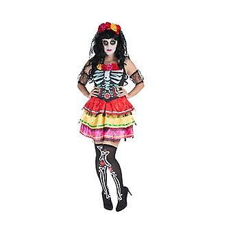 Day of the dead Senorita Day of the dead skeleton costume women costume