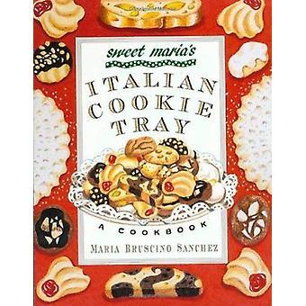 Sweet Maria's Italian Cookie Tray - A Cookbook Book