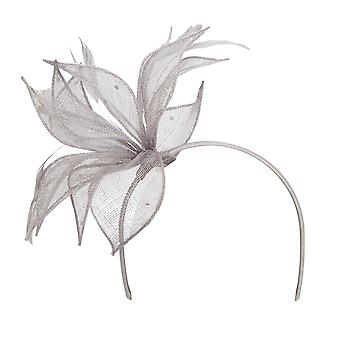 Hawkins Collection Womens/Ladies Petal And Feather Fascinator