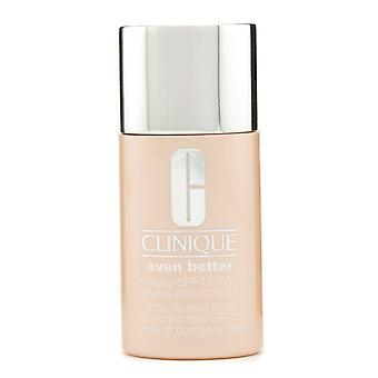 Clinique Even Better Makeup Spf15 (dry Combination To Combination Oily) - No. 12 Ginger - 30ml/1oz