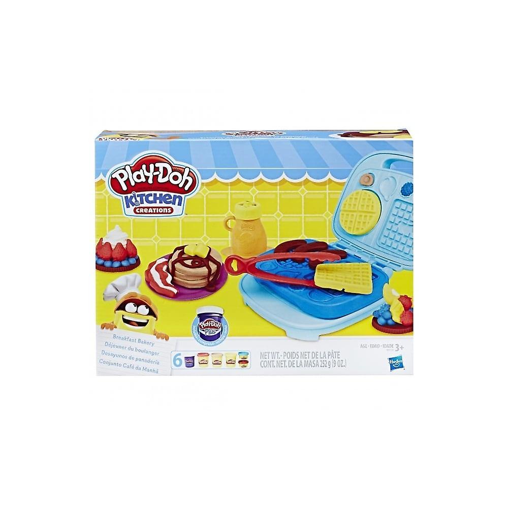Play-Doh Küche Kreationen Frühstücksbäckerei