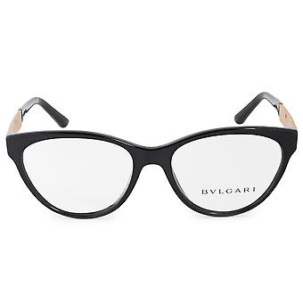 Bvlgari BV4154B 501 54 Divas' Dream Cat Eye Eyeglasses Frames