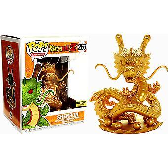 Dragon Ball Z Shenron Gold US Exclusive 6