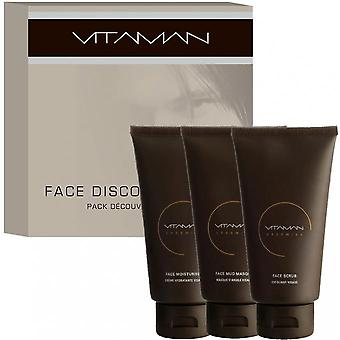 Face Discovery Pack-3 producten