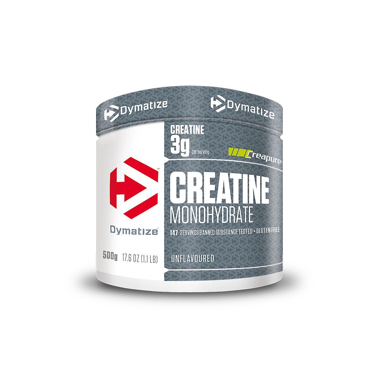 Dymatize Creatine Monohydrate Gluten Free Supplement