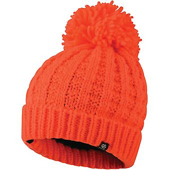 Chapeau d'hiver Dare 2b Womens Convoke Fleece Lined Bobble Winter Beanie