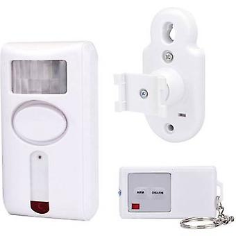 X4-vida Mini alarma sistema incluye control remoto 120 dB 701387