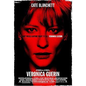 Veronica Guerin (dubbelzijdig regelmatig) (2003) originele Cinema poster