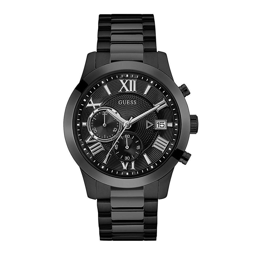 Guess Atlas W0668G5 Men's Watch Chronograph