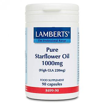 Lamberts Pure Starflower 1000mg Capsules 90 (8499-90)
