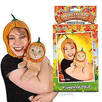 Kitty Cuddle Costumes - Archie McPhee - Pumpkin Pals New 12887