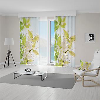 Meesoz Curtain - Pastel Flower