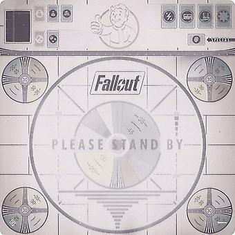 Fallout Please Stand By Game Mat (Pack of 6)