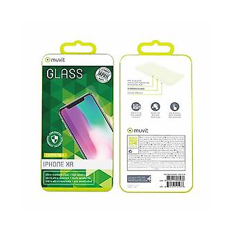 Film Iphone Xr Screen Protection Tempered Glass - Muvit
