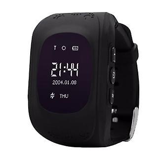 GPS smartwatch for kids-Black