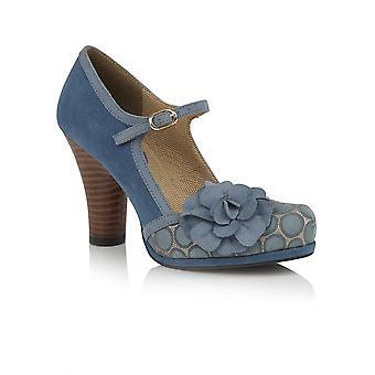 Ruby Shoo Zapatos de barra Hannah Mary Jane