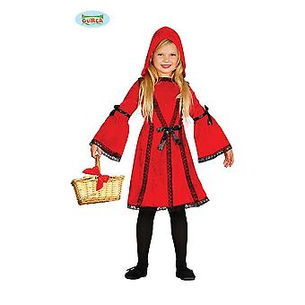 Little Red Riding Hood costume Toddler Girls fairy child costume