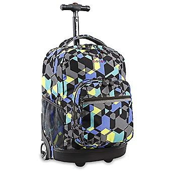 J World New York Campus Sunrise Backpack Casual - 46 cm - 32 litres - Cubes