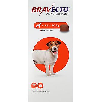 Bravecto Chews For Dogs 4-10 kg (9.9-22 lbs) - 3 Chews