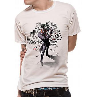 Joker Batman DC Comics virallinen T-paita
