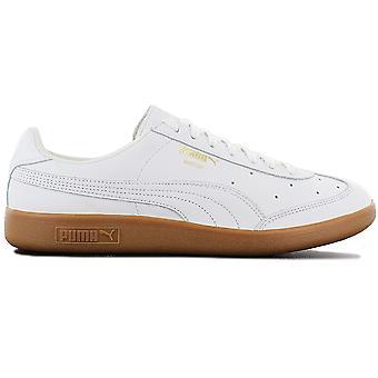 Puma Madrid Premium 365441-01 Herren Schuhe Weiß Sneaker Sportschuhe