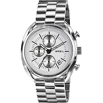 Breil Chronograph quartz men's Watch with stainless steel band TW1518
