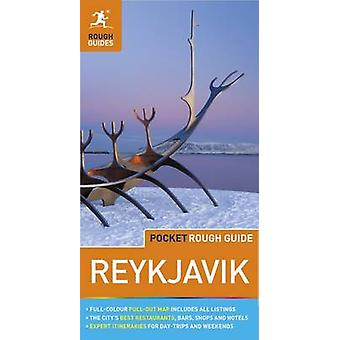 Pocket Rough Guide Reykjavik-oppaat - Rough Guides