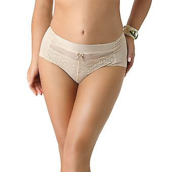 Nessa NO2 Women's Abbi Lace Knickers Panty Full Brief
