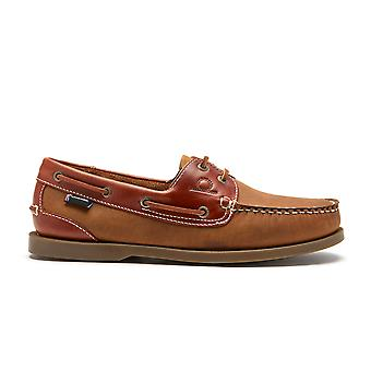 Chatham Men's Bermuda II G2 Leather Boat Shoes