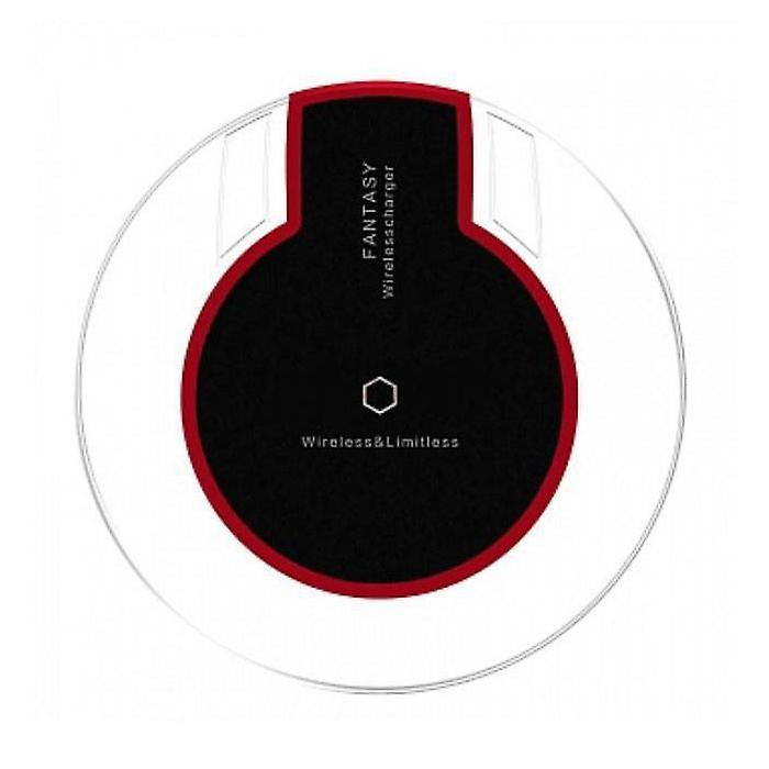 Stuff Certified® Qi Fantasy Universal Wireless Charger 5V - 1.5A Wireless Charging Pad Black