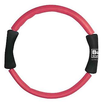 Body Sculpture Pilates Ring Exercise Fitness Home Gym Ab Trainer Exerciser
