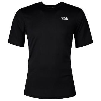 Il North Face Black Mens Flex II T-shirt a maniche corte