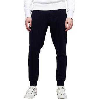 Superdry Collective Jogger Bottoms Blue 38